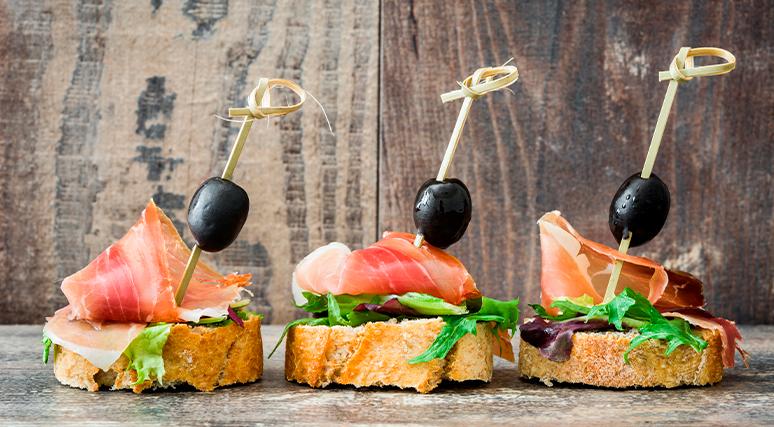El valor de las tapas en la gastronomía española